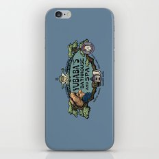 Yubaba's Bathhouse iPhone & iPod Skin