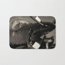 Tucano ZF 144 RAF Training Aircraft Bath Mat