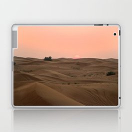 Arabian Desert Sunset Laptop & iPad Skin