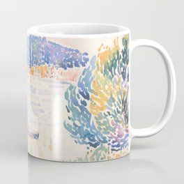 Cap Nègre by Henri-Edmond Cross 1909, French Coffee Mug