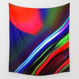 Seismic Folds Wall Tapestry