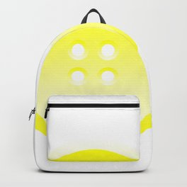 Button (from Design Machine archives) Backpack