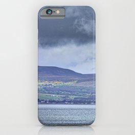 Seascape, Scotland iPhone Case