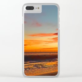 After Glow Clear iPhone Case