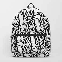 you be you Backpack