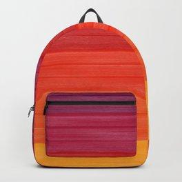 Acrylic Autumn Color Scheme Backpack