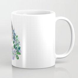 Flower Jesus Coffee Mug