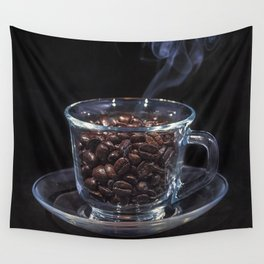 Coffee Time! Wall Tapestry