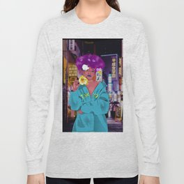 Queen In Tokyo Long Sleeve T-shirt