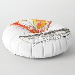 love boat Floor Pillow