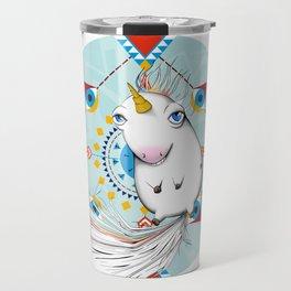Unicorn Baby Travel Mug