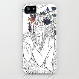 Magic Girl - 03 iPhone Case