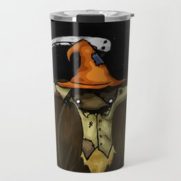 Scarecrow Tattoo Travel Mug