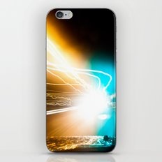 A night to die for. iPhone & iPod Skin
