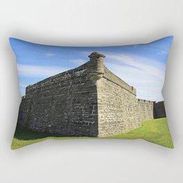 Castillo de San Marcos VII Rectangular Pillow