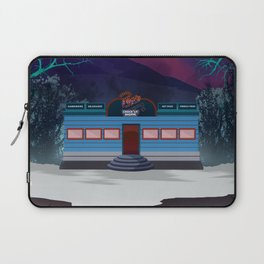 Pops Diner - The Local Hangout Laptop Sleeve