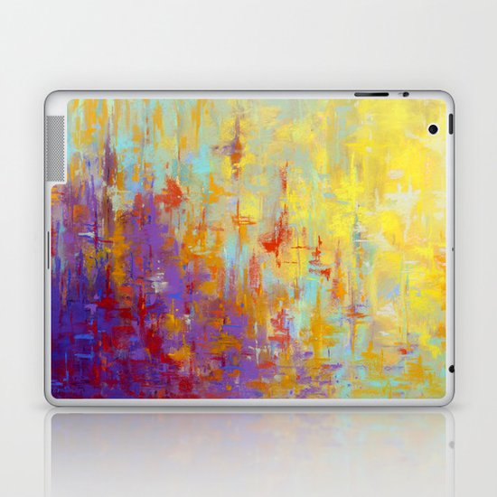 Delta Blues I Laptop & iPad Skin