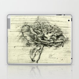 """Italian Courtyard Rose"" Laptop & iPad Skin"