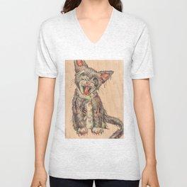 Cat Scratch Fever Unisex V-Neck