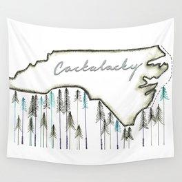 Cackalacky. Wall Tapestry