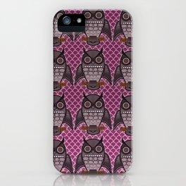 Owls for Owls sake iPhone Case