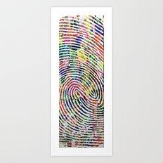 Identity Art Print