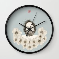 Waiting for spring ... Wall Clock