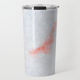 stained fantasy brushstroke Travel Mug