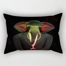 Elephant Man 017 Rectangular Pillow