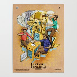 The Fantastic Craft Coffee Contraption Suite - The Fantastic Craft Coffee Contraption Poster