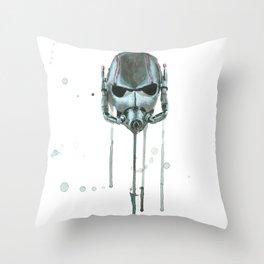 Antman Throw Pillow