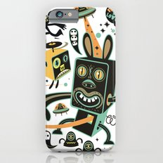 Little Black Magic Rabbit Slim Case iPhone 6s