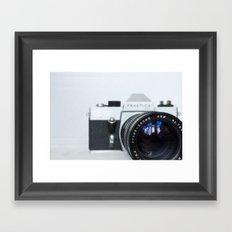 Film Camera 2 Framed Art Print