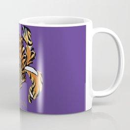 T.F TRAN TIGER IRIS Coffee Mug