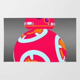 Minimal Force: BB8 Rug