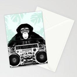 Jungle Music 02 Stationery Cards