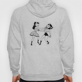 Boxing girls Hoody