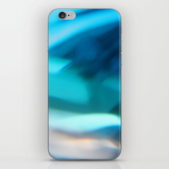 Glass Abstract iPhone & iPod Skin