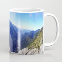 Old Man's View Coffee Mug