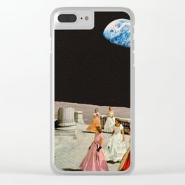 'Ulysses' Clear iPhone Case