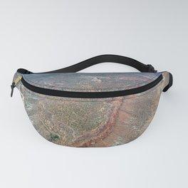 Grand Canyon bird's eye view #2 Fanny Pack
