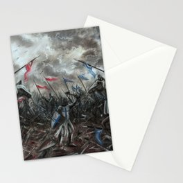 Field of Battle Stationery Cards