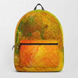 Orange Orchard Backpack