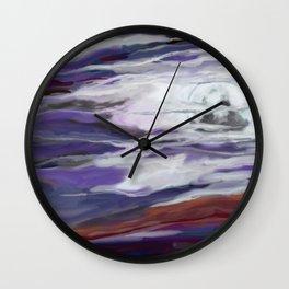 La Luna 2 Wall Clock