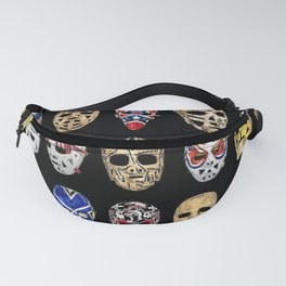 Mask Sequence Fanny Pack