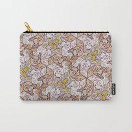 Pig Duck Sheep Escher Trio Carry-All Pouch