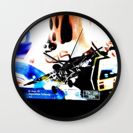 Uncle Richard - LIFE CURRENT series... Wall Clock