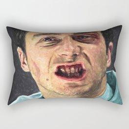 The Narrator Rectangular Pillow