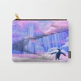 Pingouin sur la banquise  Carry-All Pouch