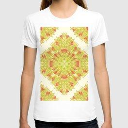Floral Mandala Pattern 06 T-shirt